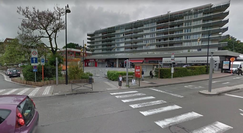 Place Keym - Watermael-Boitsfort - Google Street View