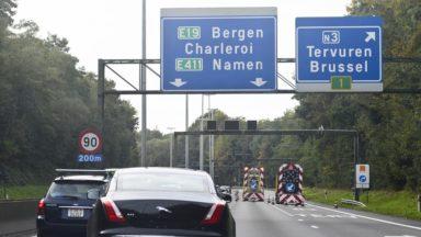 L'étude de la Flandre sur le Ring est de Bruxelles avance : des pistes cyclables en vue