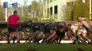 Rugby : la Belgique bat l'Allemagne en ouverture du Rugby Europe Championship (29-22)