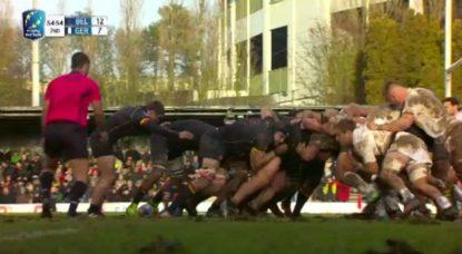 Rugby - Belgique-Allemagne - 09022019