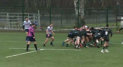 Rugby - Kituro-Boitsfort - 10022019