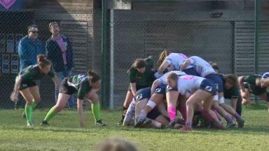 Rugby féminin : le Kituro domine Boitsfort dans le derby bruxellois de la 10e journée
