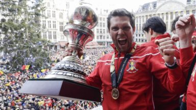 Hockey sur gazon : Vincent Vanasch et les Red Lions récompensés aux Hockey Star Awards