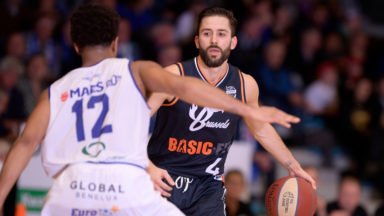 Basket: dixième succès pour Brussels, Charleroi domine le derby wallon