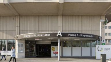 Infirmiers, médecins, techniciens: l'hôpital UZ Brussel cherche à recruter 93 personnes