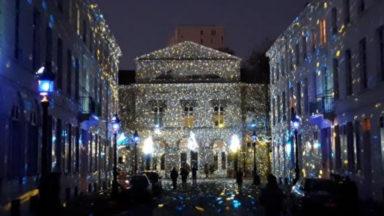Le festival Bright Light Brussels illumine le centre-ville pendant quatre jours