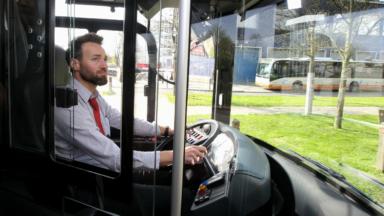 57 chauffeurs de bus récompensés par la Stib