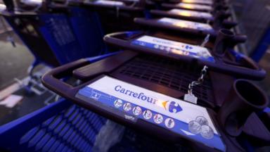 Bruxelles-Centre: le nouveau magasin Carrefour n'acceptera pas de cash