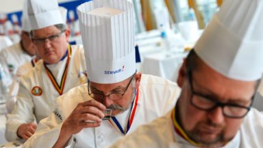 Un diner de charité organisé par 25 chefs internationaux ce samedi à Bruxelles