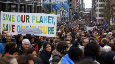 L'UCLouvain et l'ULB appellent les autres universités à rejoindre le mouvement climatique