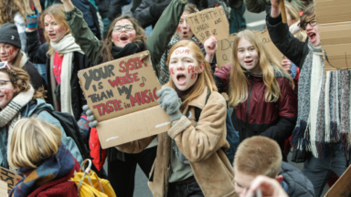 Les manifestations climatiques des jeunes n'auront plus lieu systématiquement à Bruxelles