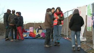 80 opposants à la construction de la prison de Haren ont été arrêtés