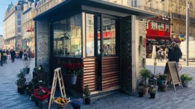 La Ville de Bruxelles lance des appels à candidatures pour trois kiosques