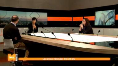 #m: le plan de rénovation des prisons, le photovoltaïque à Bruxelles et le festival Images mentales au programme