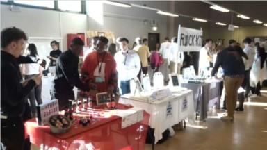 700 jeunes entrepreneurs se sont réunis pour présenter leur mini-entreprise