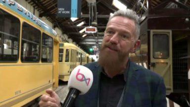 """""""Bruxelles omnibus"""", le nouveau livre qui raconte l'histoire de Bruxelles à travers les transports en commun"""