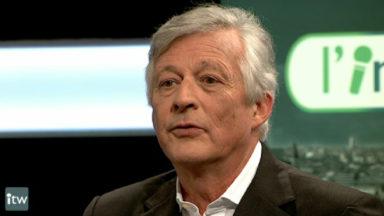 """Philippe Malherbe (cdH) revient sur son passage de la TV à la politique : """"C'est une espèce de romance"""""""