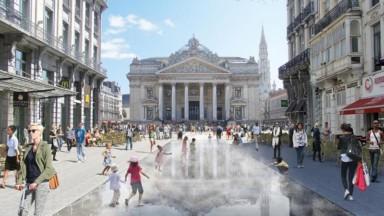 Quel visage pour la Ville de Bruxelles en 2040?