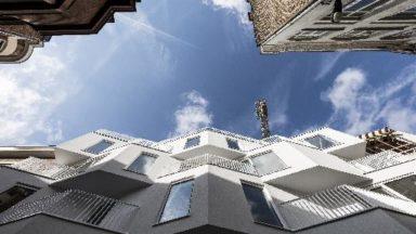 Le bureau molenbeekois Mamout Architectes primé aux Belgian Building Awards