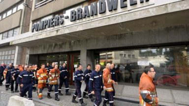 Le gouvernement bruxellois jette les bases du nouveau cadre linguistique des pompiers
