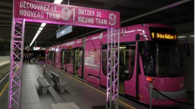 Le nouveau tram 9 attire 300.000 voyageurs chaque mois