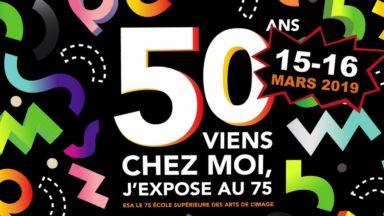 Woluwe-Saint-Lambert : l'école Le Septantecinq fête ses 50 ans avec Stéphane Aubier et Vincent Patar