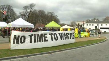 Une nouvelle marche pour le climat s'organise, alors qu'une commission spéciale est prévue à la Chambre