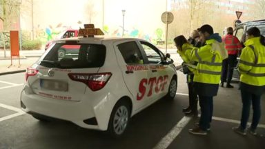 Les auto-écoles contrôlées par la police : les apprentis chauffeurs ont eu une petite frayeur
