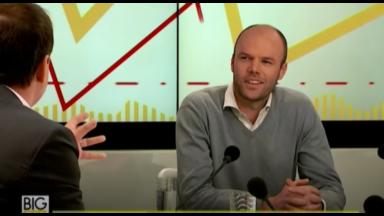 Plongeon dans le monde des start-ups avec Marie-Noëlle Dinant et Paul Gérard dans Big Boss