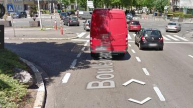 Anderlecht  : plusieurs feux en panne boulevard Prince de Liège provoquent de gros ralentissements