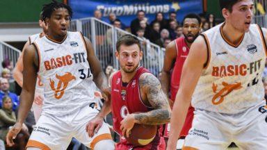Basket-ball : le Brussels trébuche face à Anvers et quitte la tête du classement