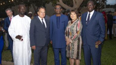 Retour de Cécile Jodogne sur les terres bruxelloises après une mission économique à Dakar