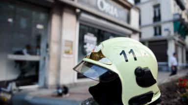 Bruxelles : un homme sauvé d'un incendie grâce à… une personne l'appelant de Lille