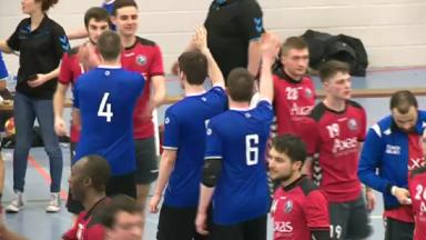 Handball: le United Brussels termine la saison en tête du championnat