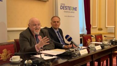 Elections 2019: Claude Moniquet sera en tête de la liste Destexhe à la Région