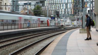 SNCB : la ligne Bruxelles-Namur perturbée après un vol de câbles