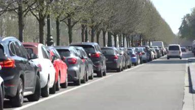 Une pétition pour une vraie piste cyclable sur l'avenue de Tervueren : Etterbeek répond