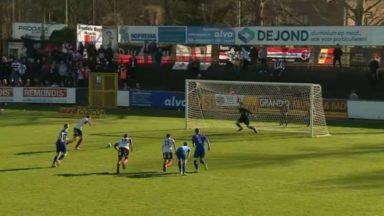 D1 amateurs : le RWDM chute face à Rupel Boom (2-0)