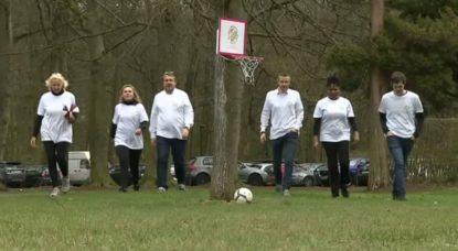 Journée mondiale du Recyclage - Goal Challenge 2019 - BX1