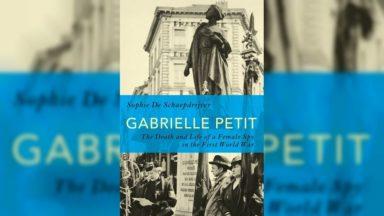 L'historienne Sophie de Schaepdrijver remporte un prix pour son livre sur Gabrielle Petit