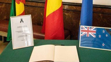 Attentat de Christchurch : des registres de condoléances ouverts à Bruxelles et Molenbeek