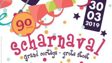 Le carnaval de Schaerbeek fêtera sa 90e édition le 30 mars entre Gilles et Échassiers