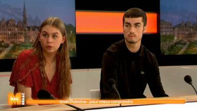 Des jeunes bruxellois partent en Israël et en Palestine pour… mieux comprendre !