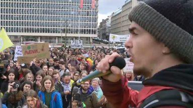 Climat : plus de 267.000 Belges appellent les politiques à agir dès la prochaine législature