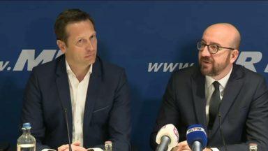 """Michel De Maegd quitte le JT pour le MR: """"Parfois, je suis un peu un gauchiste de droite"""""""