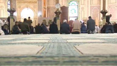 Grande mosquée: Koen Geens veut donner du crédit à l'Exécutif des musulmans