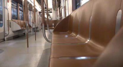 Nouveau métro Construction Bilbao - Denis Caudron BX1