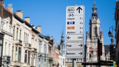 Deux nouveaux itinéraires cyclables communaux voient le jour à Schaerbeek