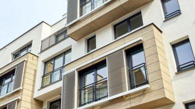 Saint-Gilles : 30 nouveaux logements moyens passifs dans le quartier de la gare du Midi