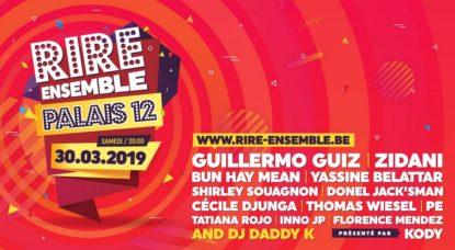 Promo Rire Ensemble Palais 12